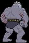 Maschock-Sprite (XY, normal, Rückseite)