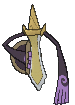 Durengard-Sprite (XY, normal, Rückseite)