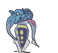 Calamanero-Sprite (XY, normal, Rückseite)