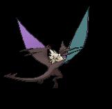 UHaFnir-Sprite (XY, normal, Rückseite)