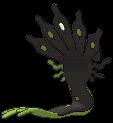 Zygarde-Sprite (XY, normal, Rückseite)