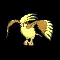 Tauboss-Sprite (XY, Shiny, vorne)