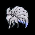 Vulnona-Sprite (XY, Shiny, vorne)