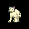 Snobilikat-Sprite (XY, Shiny, vorne)