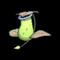Sarzenia-Sprite (XY, Shiny, vorne)