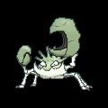 Kingler-Sprite (XY, Shiny, vorne)