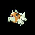 Golking-Sprite (XY, Shiny, vorne)