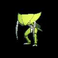 Kabutops-Sprite (XY, Shiny, vorne)