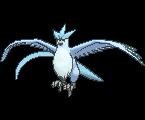 Arktos-Sprite (XY, Shiny, vorne)