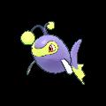 Lanturn-Sprite (XY, Shiny, vorne)