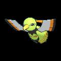 Xatu-Sprite (XY, Shiny, vorne)