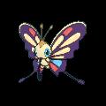 Papinella-Sprite (XY, Shiny, vorne)