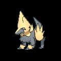 Voltenso-Sprite (XY, Shiny, vorne)