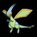 Libelldra-Sprite (XY, Shiny, vorne)