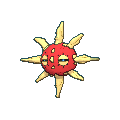 Sonnfel-Sprite (XY, Shiny, vorne)