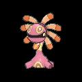 Wielie-Sprite (XY, Shiny, vorne)