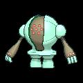 Registeel-Sprite (XY, Shiny, vorne)