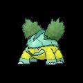 Chelcarain-Sprite (XY, Shiny, vorne)