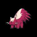 Skunkapuh-Sprite (XY, Shiny, vorne)