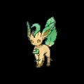 Folipurba-Sprite (XY, Shiny, vorne)