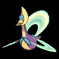 Cresselia-Sprite (XY, Shiny, vorne)