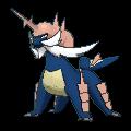 Admurai-Sprite (XY, Shiny, vorne)