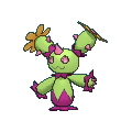 Maracamba-Sprite (XY, Shiny, vorne)