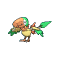 Flapteryx-Sprite (XY, Shiny, vorne)