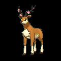 Kronjuwild-Sprite (XY, Shiny, vorne)