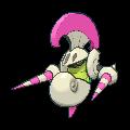 Cavalanzas-Sprite (XY, Shiny, vorne)