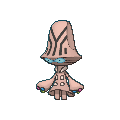 Megalon-Sprite (XY, Shiny, vorne)