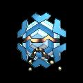 Frigometri-Sprite (XY, Shiny, vorne)