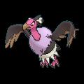 Grypheldis-Sprite (XY, Shiny, vorne)