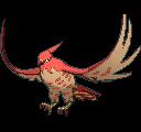 Fiaro-Sprite (XY, Shiny, vorne)