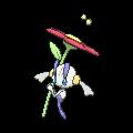Floette-Sprite (XY, Shiny, vorne)