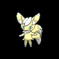 Psiaugon-Sprite (XY, Shiny, vorne)