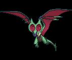 UHaFnir-Sprite (XY, Shiny, vorne)