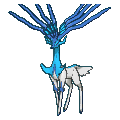 Xerneas-Sprite (XY, Shiny, vorne)